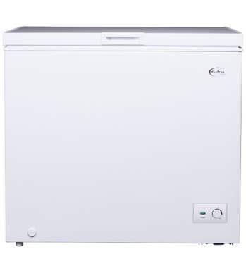 Congélateur Ellipse 36 Blanc en couleur Blanc présenté par Corbeil Electro Store