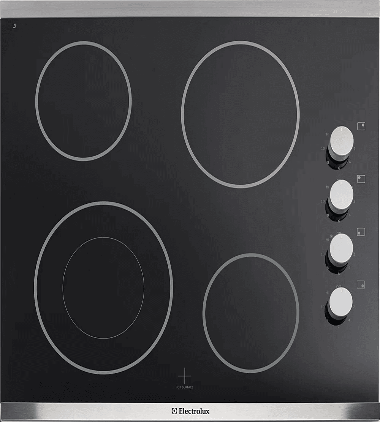 Electrolux Cooktop 24 StainlessSteel EI24EC15KS