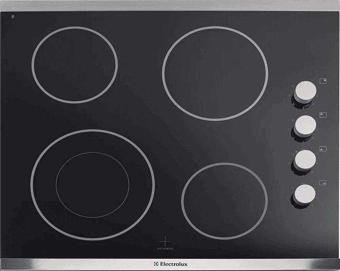 Electrolux Plaque de cuisson 24 Acier Inoxydable EI24EC15KS