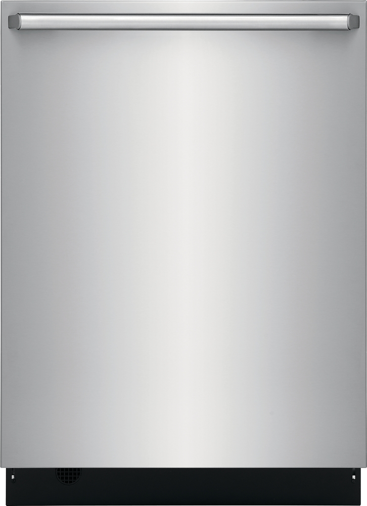 Electrolux Dishwasher 24 StainlessSteel EI24ID81SS in Stainless Steel color showcased by Corbeil Electro Store