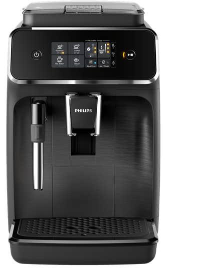 Philips Machine Espresso 12 Noir EP2220/14 en couleur Noir présenté par Corbeil Electro Store