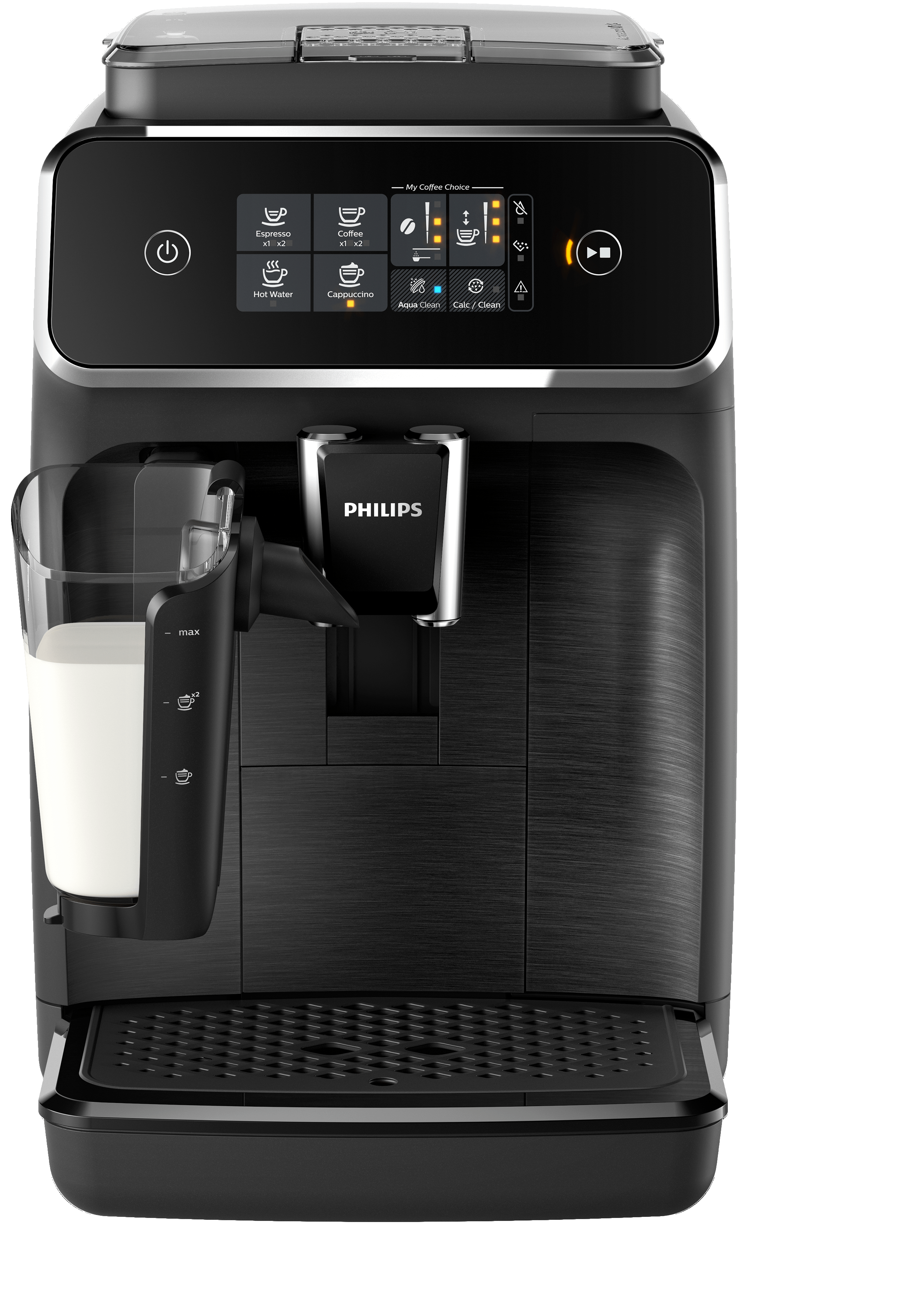 Philips Espresso machine 12 Black EP2230/14