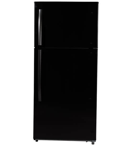 Réfrigérateur Ellipse en couleur Acier Inoxydable Noir présenté par Corbeil Electro Store