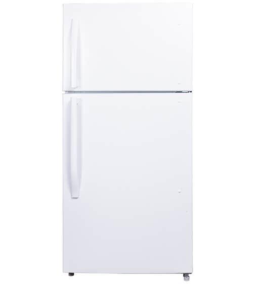 Réfrigérateur Ellipse en couleur Blanc présenté par Corbeil Electro Store