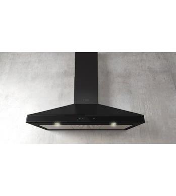 Elica Hotte 36 Noir EVR636BL en couleur Noir présenté par Corbeil Electro Store
