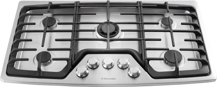 Electrolux Plaque de cuisson 36 Acier Inoxydable EW36GC55PS