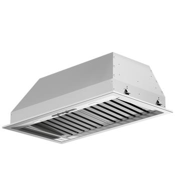 Fulgor Milano ventilation