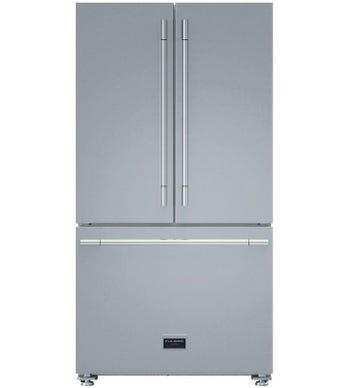 FULGOR Réfrigérateur 36po Acier Inoxydable F6FBM36S1