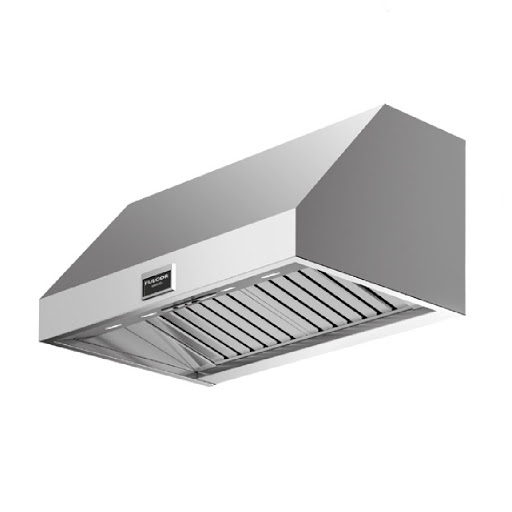 FULGOR Specialized refrigeration 36inch in Stainless Steel color showcased by Corbeil Electro Store