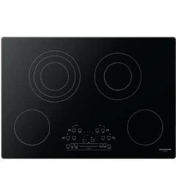 FULGOR Plaque de cuisson 30po en couleur Noir présenté par Corbeil Electro Store
