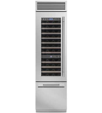 FULGOR Réfrigération spécialisée 24po en couleur Acier Inoxydable présenté par Corbeil Electro Store