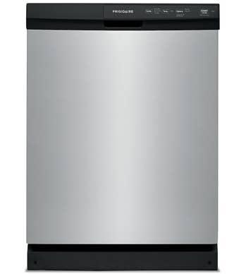 Frigidaire Lave-vaisselle 24 FFCD2413U en couleur Acier Inoxydable présenté par Corbeil Electro Store