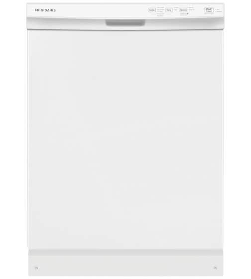 Frigidaire Lave-vaisselle 24 FFCD2418U en couleur Blanc présenté par Corbeil Electro Store