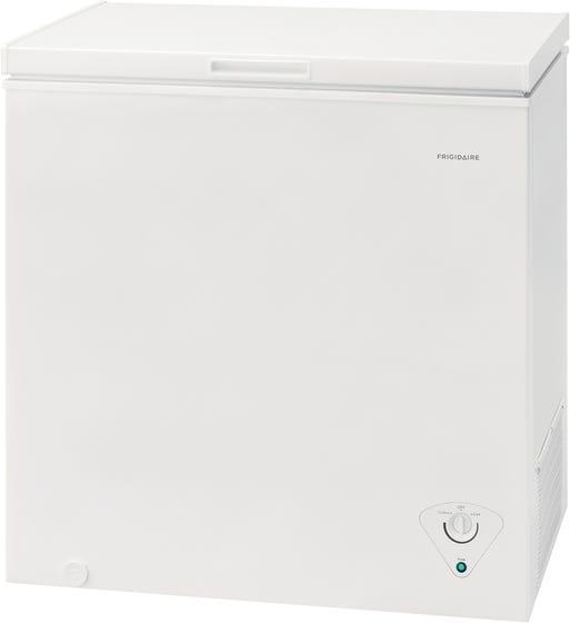 Frigidaire Congelateur 33 Blanc FFCS0722AW en couleur Blanc présenté par Corbeil Electro Store