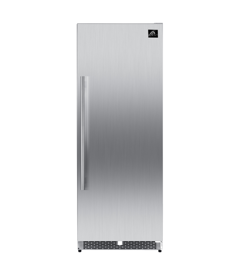 Réfrigérateur Forno en couleur Acier Inoxydable présenté par Corbeil Electro Store