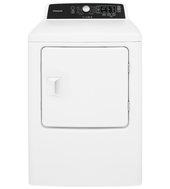 Frigidaire Dryer FFRG4120SW