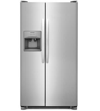 Frigidaire Refrigerator 36 Stainless Steel