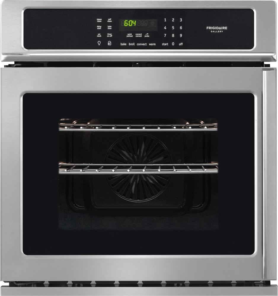 Frigidaire Gallery Wall Oven 27 StainlessSteel FGEW276SPF