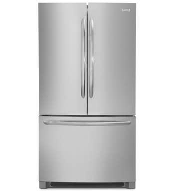 Frigidaire Gallery Refrigerator 36 Stainless Steel