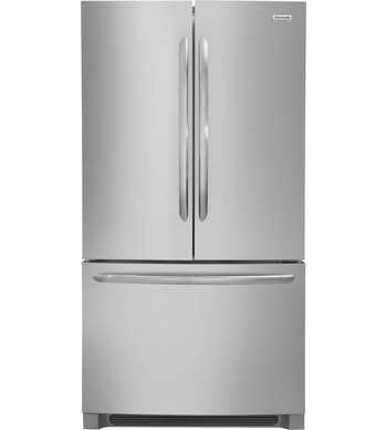 Réfrigérateur Frigidaire Gallery en couleur Acier Inoxydable présenté par Corbeil Electro Store