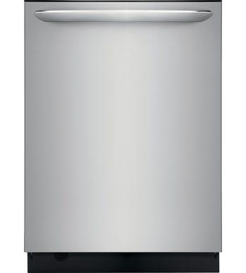 Lave-vaisselle Frigidaire Gallery en couleur Acier Inoxydable présenté par Corbeil Electro Store