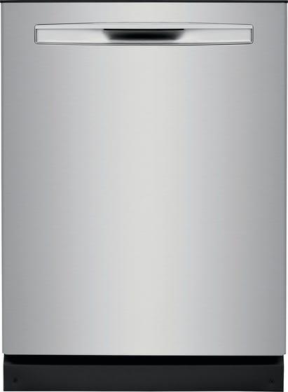 Frigidaire Gallery Dishwasher 24 FGIP2468U showcased by Corbeil Electro Store