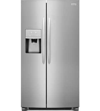 Frigidaire Gallery Refrigerator 33 Stainless Steel