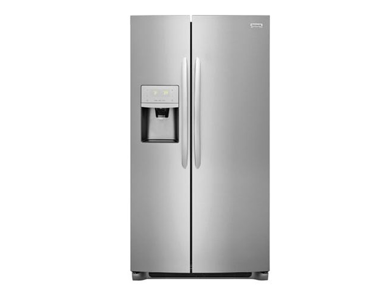 Frigidaire Gallery Refrigerator 36 Stainless Steel in Stainless Steel color showcased by Corbeil Electro Store