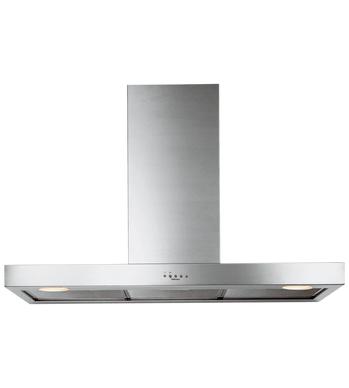 La robustesse et la puissance de la hotte murale en acier inoxydable Mercurio XL de Falmec ne passeront pas inaperçues dans votre cuisine. Dotée d'un ventilateur aspirant de 600PCM