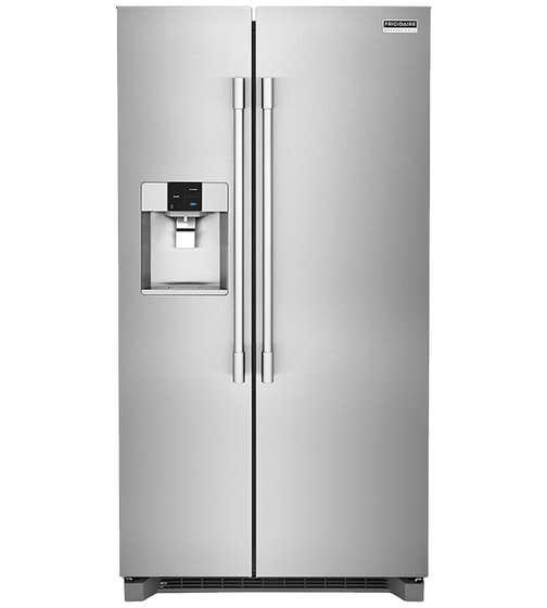 Réfrigérateur Frigidaire Professional en couleur Acier Inoxydable présenté par Corbeil Electro Store