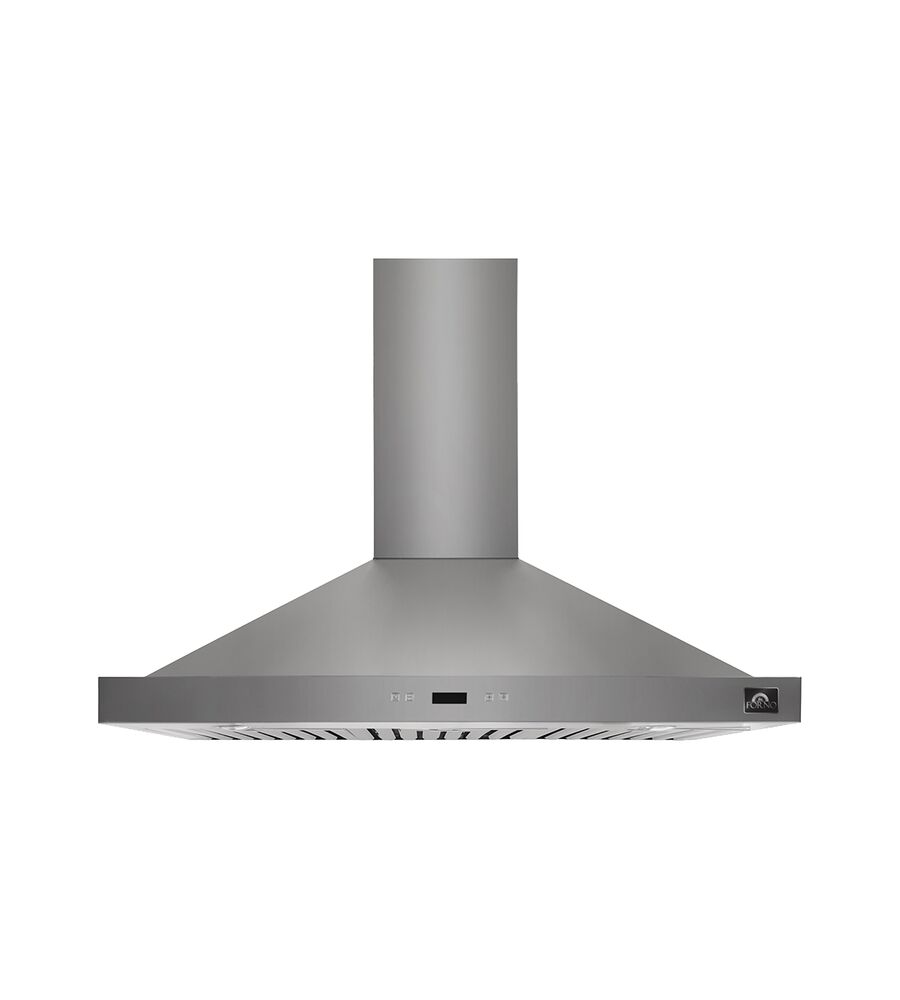 Forno Ventilation in Stainless Steel color showcased by Corbeil Electro Store