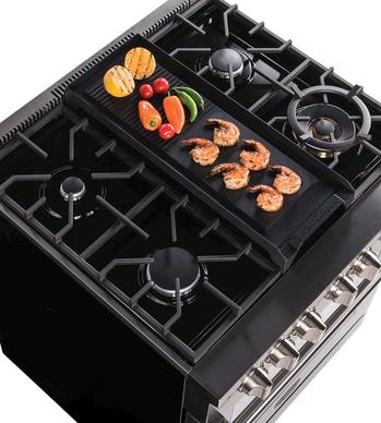 Blomberg Accessoire de cuisson Noir G3001