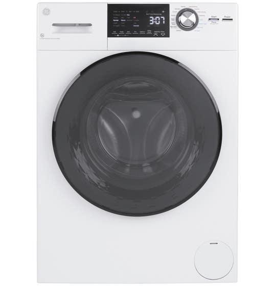 GE Laveuse-Sécheuse Tout-en-Un GFQ14ESSNWW en couleur Blanc présenté par Corbeil Electro Store