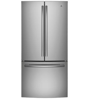 GE Refrigerator 33 StainlessSteel GNE25DSKSS
