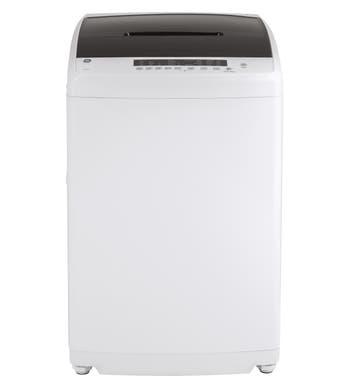GE Laveuse en couleur Blanc présenté par Corbeil Electro Store