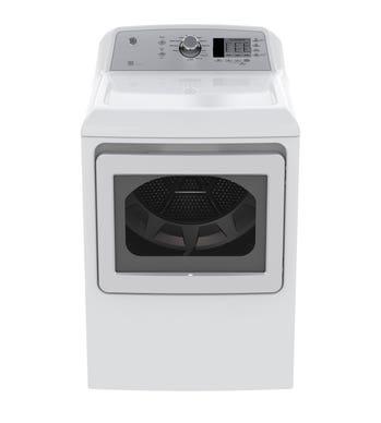 GE Sécheuse en couleur Blanc présenté par Corbeil Electro Store