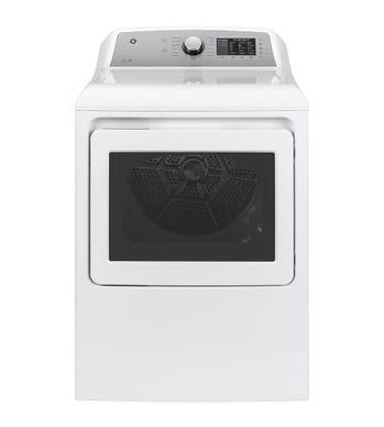 GE Sécheuse GTD72GBMNWS en couleur Blanc présenté par Corbeil Electro Store