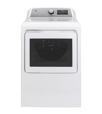 GE Sécheuse GTD84ECMNWS en couleur Blanc présenté par Corbeil Electro Store