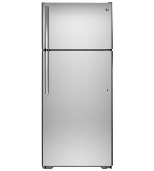 Réfrigérateur GE présenté par Corbeil Electro Store