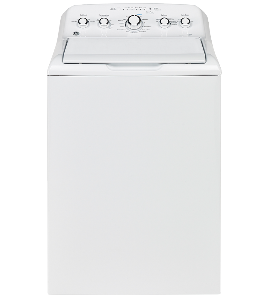 GE Washer 27 White GTW460BMMWW