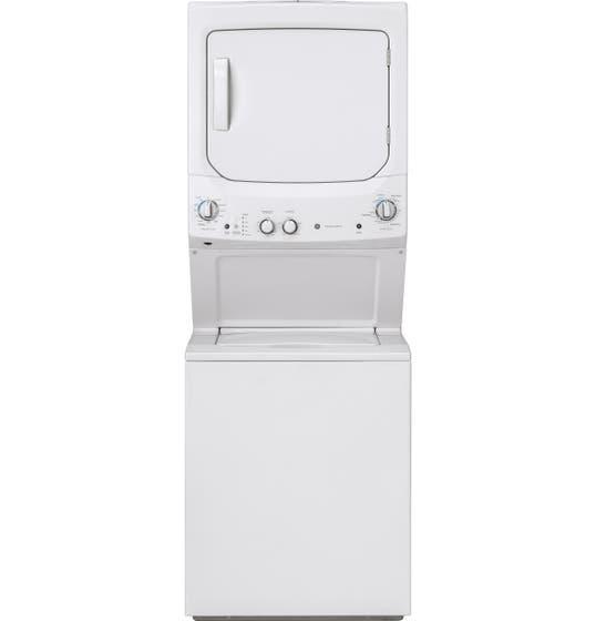 GE Centre de buanderie en couleur Blanc présenté par Corbeil Electro Store