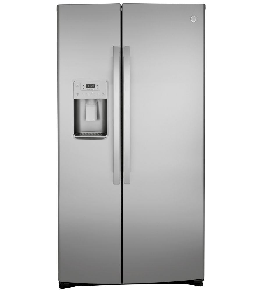 GE refrigerator showcased by Corbeil Electro Store