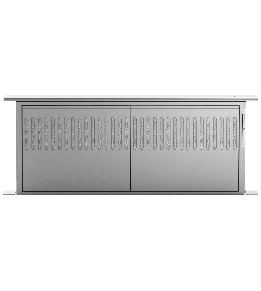 Fisher & Paykel Ventilation in Stainless Steel color showcased by Corbeil Electro Store