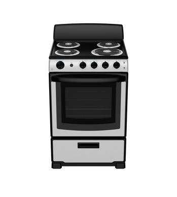 GE Cuisinière JCAS300RPSS