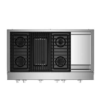 Plaque de cuisson Jenn-Air en couleur Acier Inoxydable présenté par Corbeil Electro Store