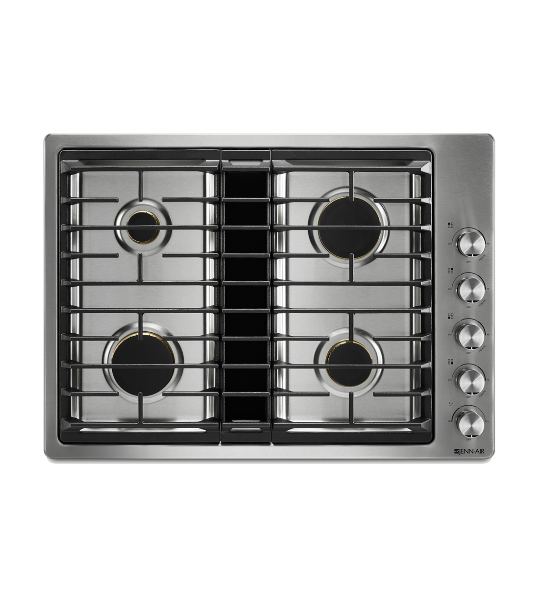 Jenn-Air Cooktop showcased by Corbeil Electro Store