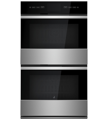 Four Jenn-Air en couleur Noir sur Inox présenté par Corbeil Electro Store
