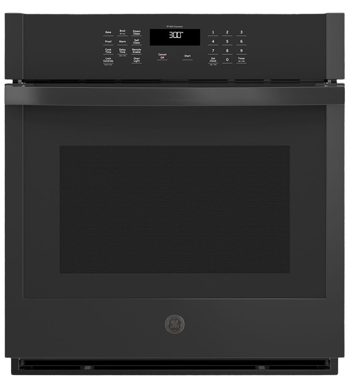 Cuisinière GE en couleur Noir présenté par Corbeil Electro Store