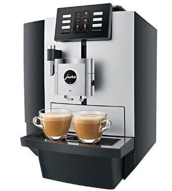 Jura Espresso Machine 15 Silver JU15177