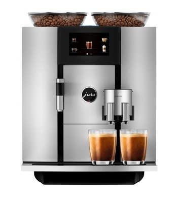 Machine à café Jura en couleur Gris présenté par Corbeil Electro Store